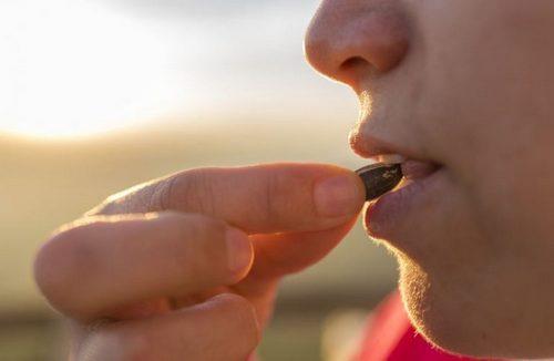 Magnesium-rige fødevarer i en balanceret kost