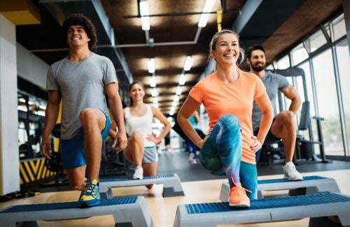 6 grunde til at fortsætte i fitness