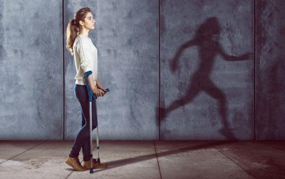 Psykologi kan hjælpe dig med at overkomme en skade