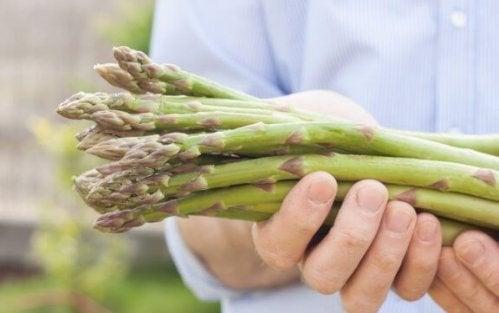 Opskrifter med vilde asparges