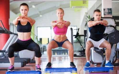 Squats: Seks typiske fejl når du squatter