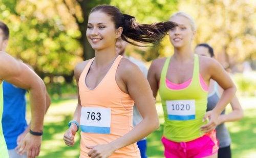 Sådan sætter du dit tempo når du løber