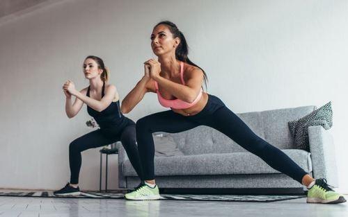 Funktionel træning derhjemme