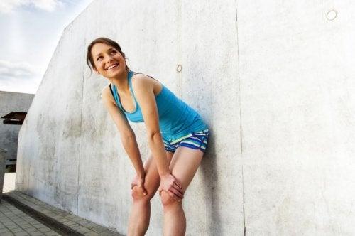 Fem tips til efter løbeturen