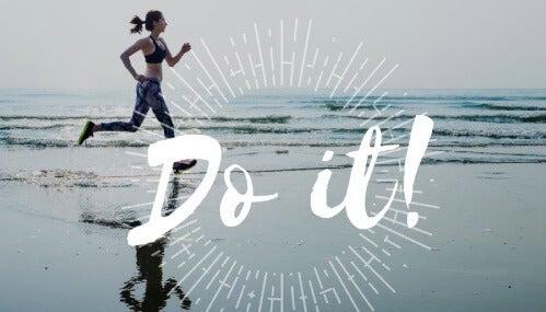 Råd til at forblive motiveret og vedligeholde sin træning