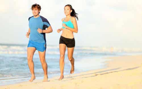 Fordele ved at træne med din partner