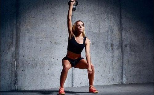 Grunde til at praktisere CrossFit