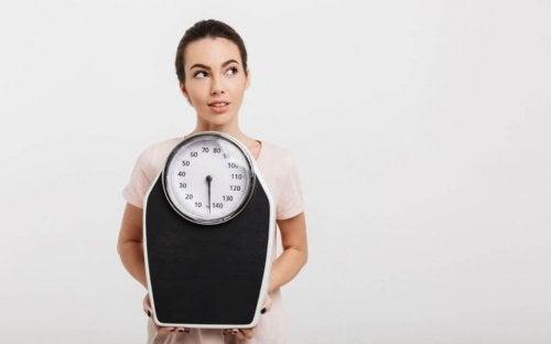 Tynd og metabolisk fed på samme tid?