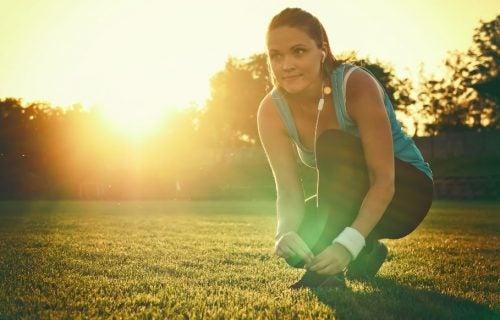 Oplev 10 sundhedsmæssige fordele ved motion