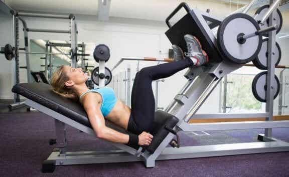 Øvelser og maskiner du bør undgå i fitnesscentret