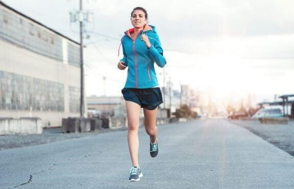 Helbredsmæssige fordele ved løb