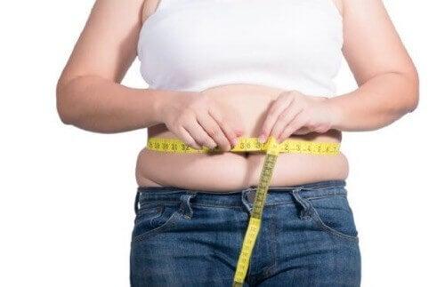Effektiv fedtforbrænding og en tonet krop