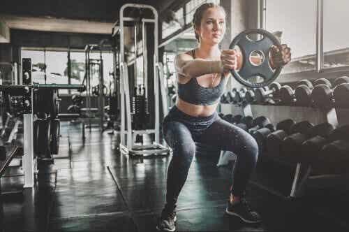 Muskelopbygning hos kvinder: Tips og tricks