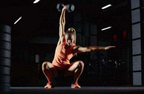 Dette er de 6 bedste begynder CrossFit rutiner