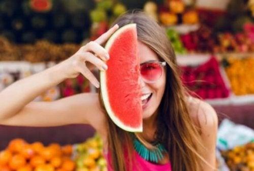 Syv fødevarer til at forbrænde flere kalorier