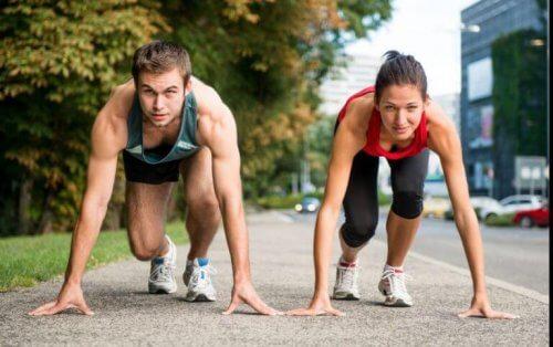 Konkurrence hver uge er skadeligt for din krop