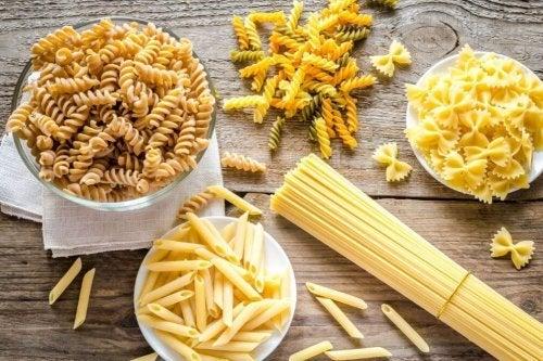 Pasta har et højt indhold af kulhydrater, men er det farligt?
