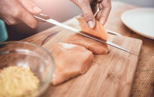 Sunde opskrifter med kød