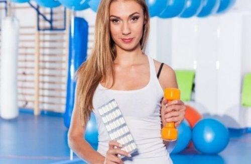 Bekæmp fysisk udmattelse med vitaminer og supplementer