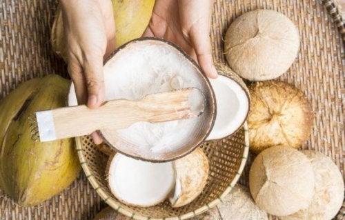 Fordelene ved kokosolie og træning