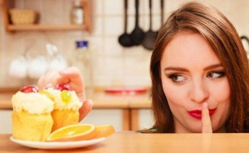 Muffins med frugter