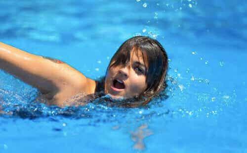 Svømmetag: Hvilke giver dig den bedste muskeltræning?