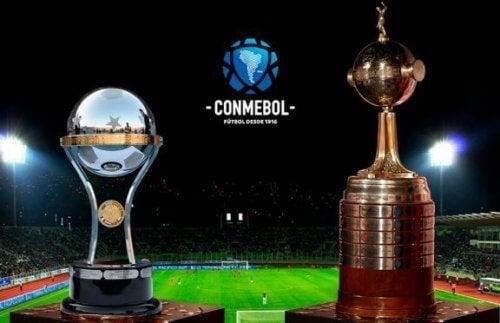 Copa CONMEBOL Libertadores 2018: Vinder-kanditaterne