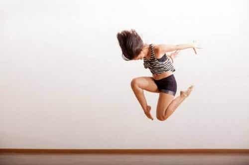 Jazzdansere: Deres fleksibilitet og kost