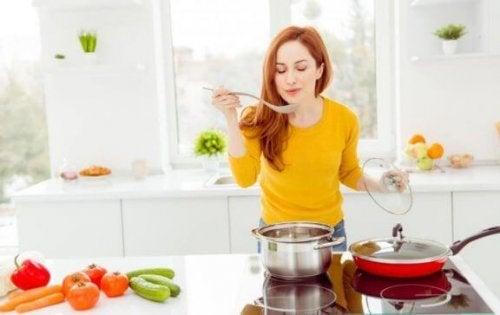 Hvordan du kan opretholde en balanceret kost