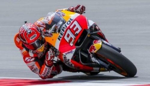 Spanske kørere i MotoGP