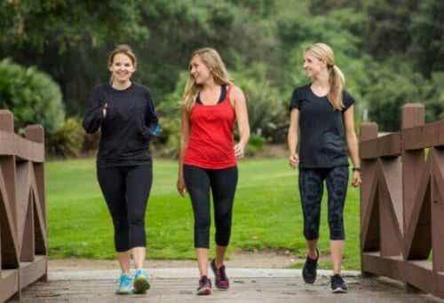 Hvad er power walking?