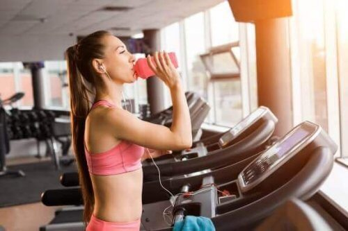 Trin til moderat konditionstræning