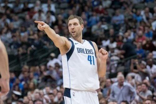 Dirk er også en del af NBA