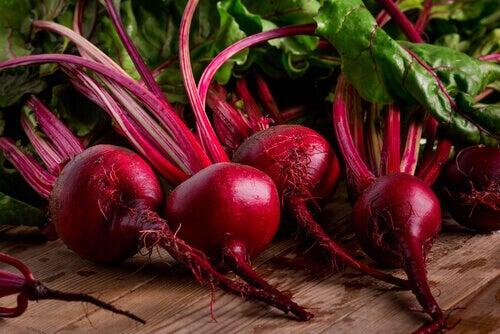 friske rødbeder