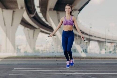 Cirkeltræning: Brug denne træningsmetode i ferien