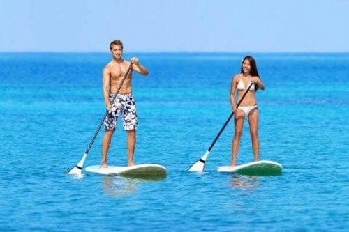 Sådan kan du holde dig i form under ferien