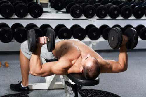 Excentrisk vægttræning