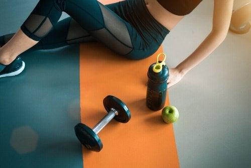 Fødevarer og funktionel træning