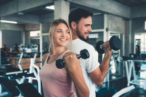 Hvordan du kan gøre din træning mindre kedelig