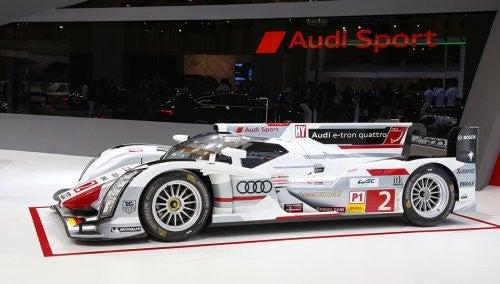 Fernando Alonso: World Endurance Championship