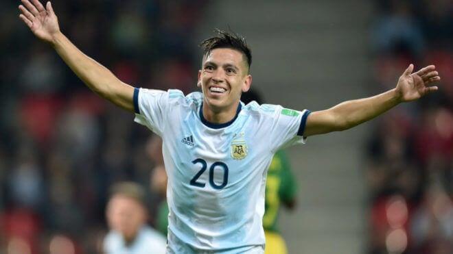 argentisk fodboldspiller