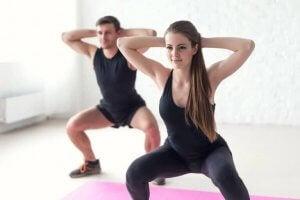 squats er altid gode