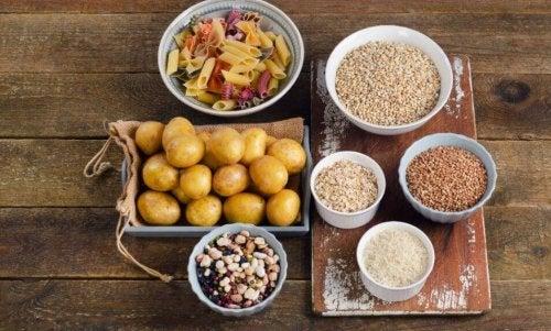 Sunde løsninger med kulhydrater af høj kvalitet