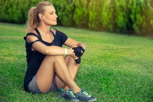 Vigtige aspekter for at komme sig efter træning
