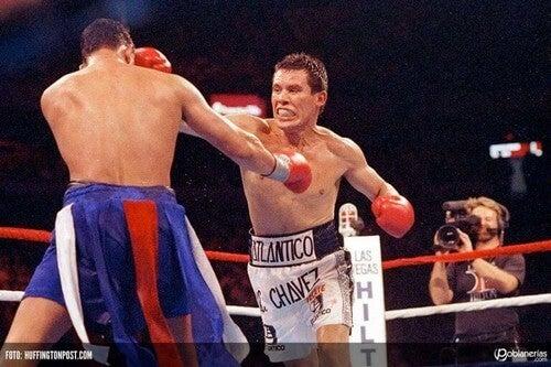 Chavez er den vigtigste bokser i Mexico
