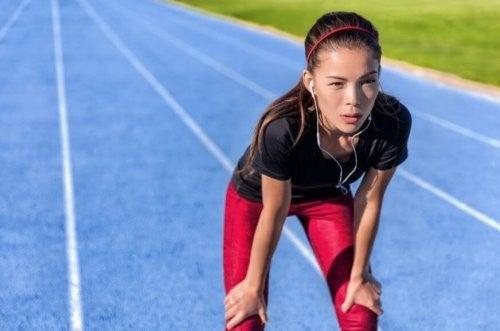 Fokus under sport: Sådan får du det
