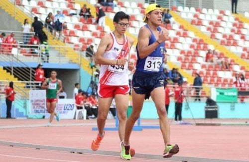 mænd der løber