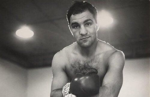 Rocky Marciano var af italiensk oprindelse og en af de bedste boksere