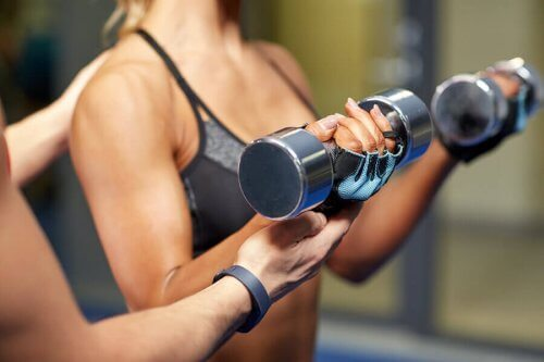 Fire almindelige fejl med håndvægte
