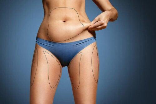 Hvad er den passende mængde af kropsfedt?